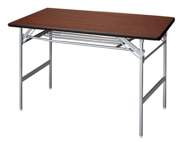 ★57%OFF★折りたたみ会議用テーブル 1200mm 打合せ用 YKT-1260SE