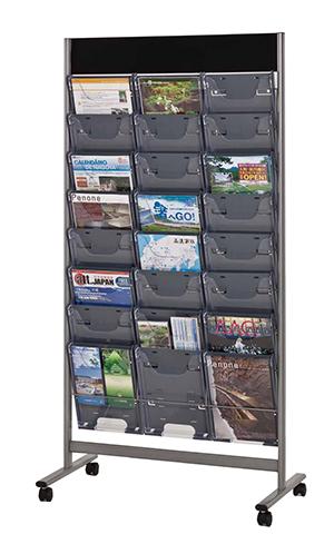 パンフレットスタンド カタログ用 冊子 書類 NPF-C308