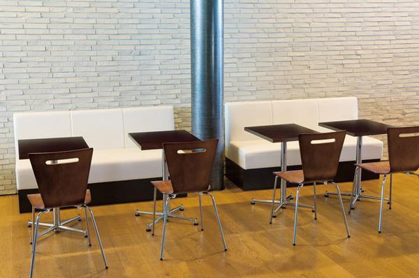 ロビーソファ BSD レストラン 飲食店 座席 お客様用 ルキット オフィス家具 インテリア