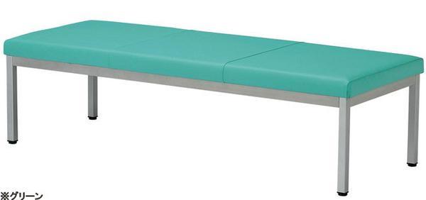 【法人限定】 ロビーチェア LZ-1500 背なし ベンチタイプ 長椅子