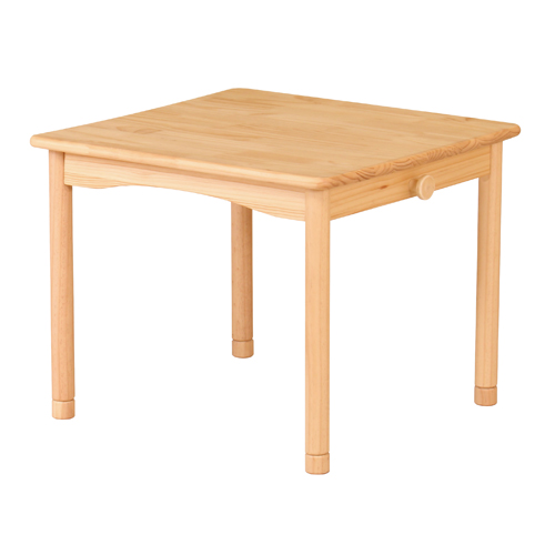レビューで次回使える最大2000円割引クーポンGET キッズテーブル 幅600mm 木製テーブル 木製机 子供用テーブル 角型テーブル 公式ストア キッズ用 子供部屋 キッズスペース ワークテーブル 正規販売店 シリーズ FAM-T60 ファミリア
