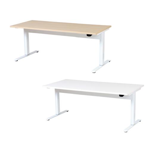 【法人限定】 昇降テーブル 幅1800 高さ調節 テーブル カウンター ハイタイプ 大型テーブル 作業台 オフィス 会議テーブル ハイカウンター LTC-L1890