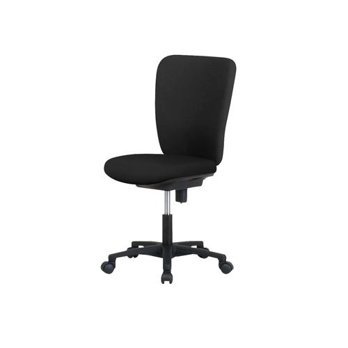 【法人限定】オフィスチェア 送料無料 布張りチェア 肘なしチェア キャスター付きチェア デスクチェア PCチェア 事務所 オフィス チェア SH-23