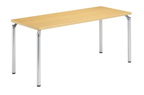 ダイニングテーブル YQ-1575K ミーティング 会議用 LOOKIT オフィス家具 インテリア