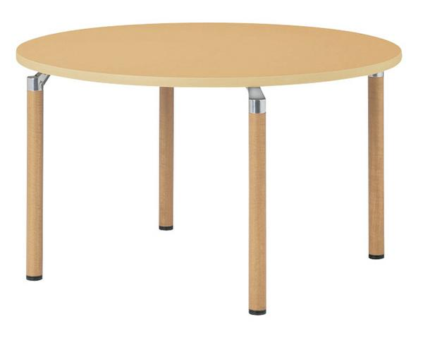 会議テーブル YQ-1200RM パーティー 丸型 食事会 ルキット オフィス家具 インテリア