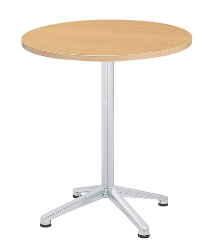 会議テーブル HD-750R 円形 丸型 コーヒー 日本製 ルキット オフィス家具 インテリア