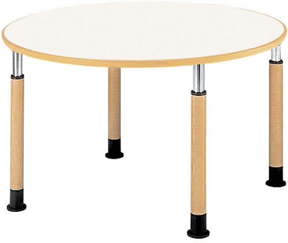 ラウンジテーブル FPS-1200R 丸型 円形 ランチ 机 LOOKIT オフィス家具 インテリア