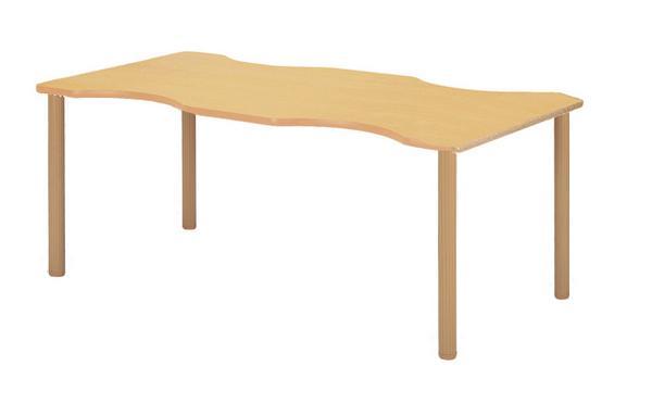 ミーティングテーブル FHO-1690Q 老人ホーム 病院 ルキット オフィス家具 インテリア