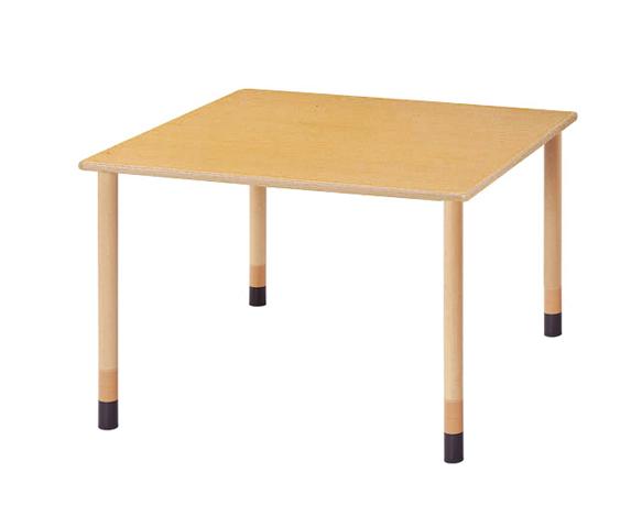 ダイニングテーブル FPA-1212K 事務所 高さ調節 机 LOOKIT オフィス家具 インテリア