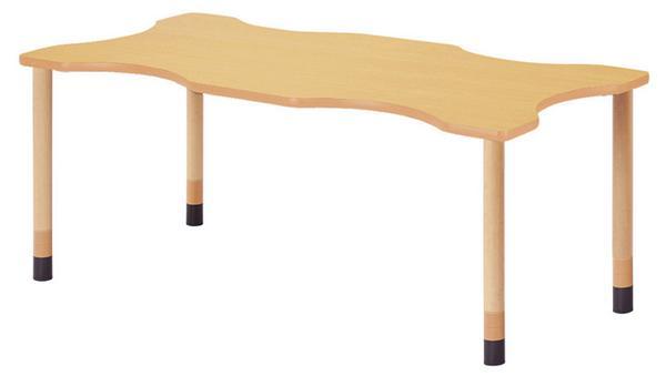 ラウンジテーブル FPA-1890Q 車イス 養護学校 ルキット オフィス家具 インテリア