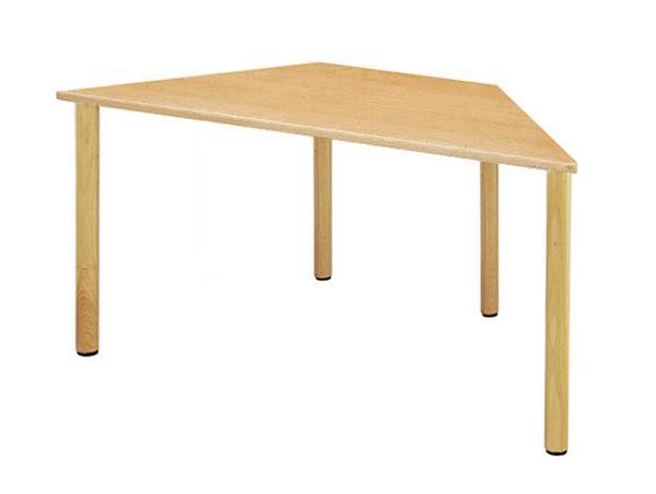 ラウンジテーブル FA-1878D 台形 レクリエーション LOOKIT オフィス家具 インテリア