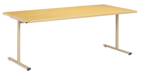 ラウンジテーブル FRT-1875 1800mm 車椅子 施設用 ルキット オフィス家具 インテリア