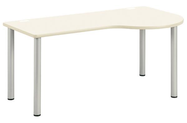 ラウンドテーブル NSD-1690R 事務所 オシャレ 病院 LOOKIT オフィス家具 インテリア