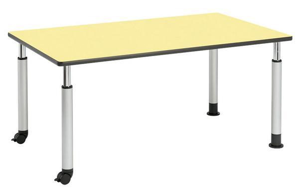 会議テーブル TCC-1290K 打ち合わせ 教育施設 授業 ルキット オフィス家具 インテリア