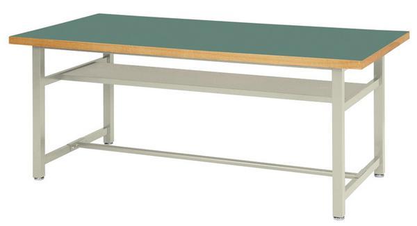作業台 OHM-1890L 大型 倉庫 ロンリウム 耐薬品性 LOOKIT オフィス家具 インテリア