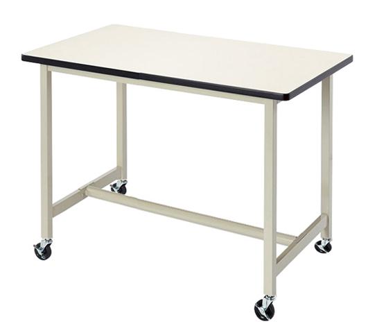 作業台 OHK-1275CH キャスター 激安 テーブル 重荷 LOOKIT オフィス家具 インテリア