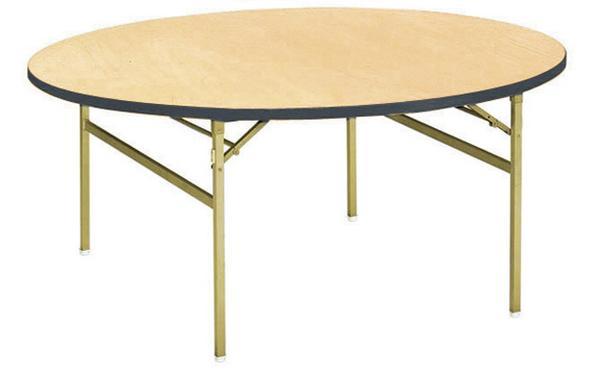 折り畳みテーブル RT-1500R 円卓 レセプション用