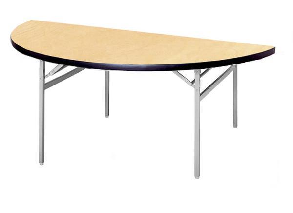 【最大1万円クーポン3/21 20:00~3/28 1:59】折り畳みテーブル ATS-1500HR 式典用 円テーブル