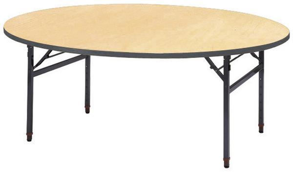 折り畳みテーブル KHB-1800R 180cm ホテル 食事会 ルキット オフィス家具 インテリア