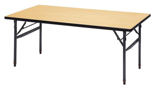 ★新品★ 昇降式テーブル KHB-1860 高さ調節 式典 会議 作業台 施設