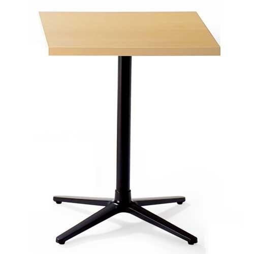 ラウンジテーブル 角型 幅600mm 国産 テーブル カウンター デスク 受付台 電話台 ミーティング オフィス エントランス 事務所 作業台 HW-X0606KM LOOKIT オフィス家具 インテリア