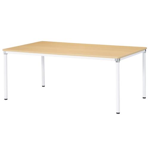 ★新品★ 会議テーブル 1590 研修 学校 施設 デスク AMY-1590 LOOKIT オフィス家具 インテリア