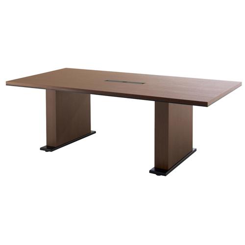 ★新品★会議テーブル 3212 配線ボックス BNX-3212W LOOKIT オフィス家具 インテリア