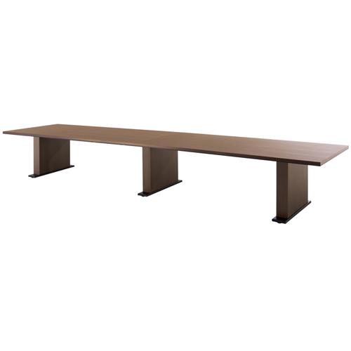 ★新品★ 会議テーブル W4000 研修 学校 施設 デスク BNX-4012 ルキット オフィス家具 インテリア