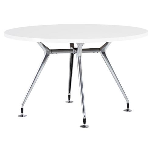 ★新品★ 会議テーブル 丸型 応接 休憩室 ラウンジ CAD-1200R LOOKIT オフィス家具 インテリア