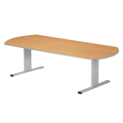 ★新品★ 会議テーブル ボート型 デスク 打ち合せ CLT-1890B ルキット オフィス家具 インテリア