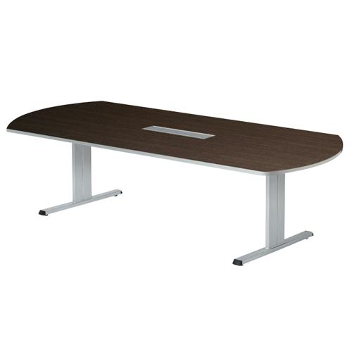 ★新品★ 会議テーブル W1800mm ミーティング机 CLT-1890BW LOOKIT オフィス家具 インテリア