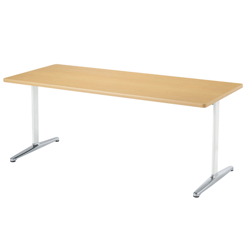 ★新品★ 会議テーブル 1890 角型 セミナー 高級 CRH-1890K ルキット オフィス家具 インテリア