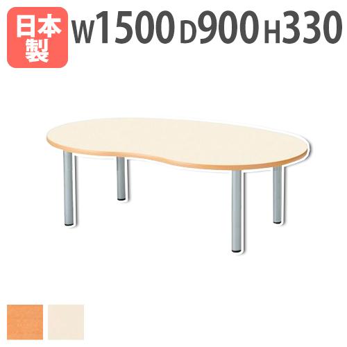 学校用 テーブル 学童保育 作業用テーブル ER-1590BZ ルキット オフィス家具 インテリア