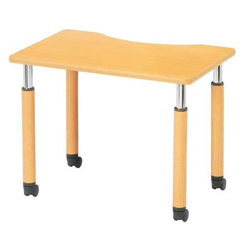車椅子用テーブル 老人ホーム 医療施設 FPS-0960QC