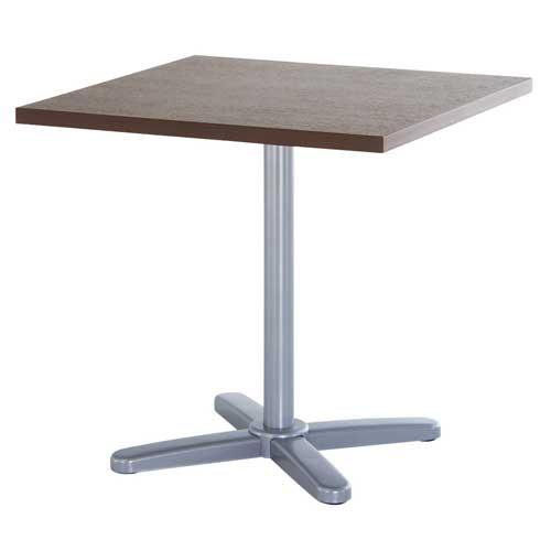 ★新品★ 会議テーブル 正方形 打ち合わせ デスク GIU-0909K LOOKIT オフィス家具 インテリア