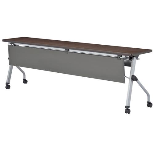 フォールディングテーブル 樹脂幕板付 HLS-2145GWP ルキット オフィス家具 インテリア