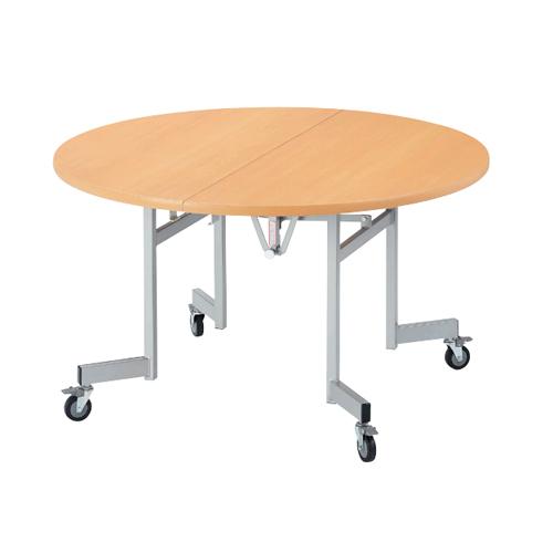 フライトテーブル 折り畳みテーブル 机 食堂 LX-1800R