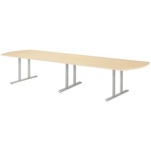 ★新品★ 会議テーブル 作業 フラットテーブル 大型 NBG-4812B