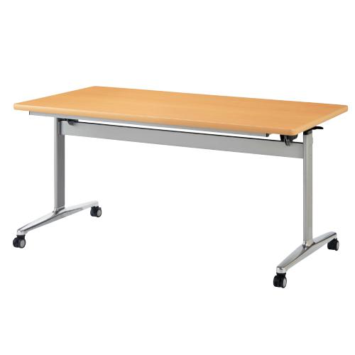フォールディングテーブル 角型 幅180cm 机 THD-1875K