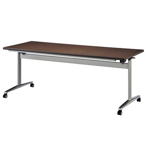 フォールディングテーブル ワークデスク 机 THD-1890K LOOKIT オフィス家具 インテリア