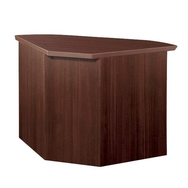 会議テーブル コーナー用 W800 デスク YFM-6080R ルキット オフィス家具 インテリア