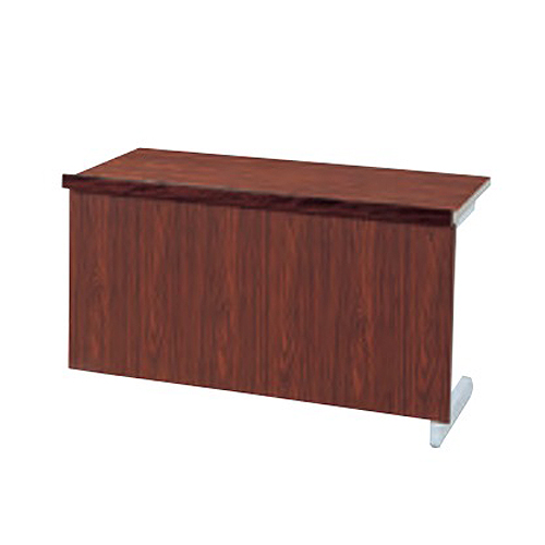 会議テーブル 幅1200mm 日本製 デスク オフィス テーブル 机 会議用机 平デスク 会議室 YKD-6012 LOOKIT オフィス家具 インテリア