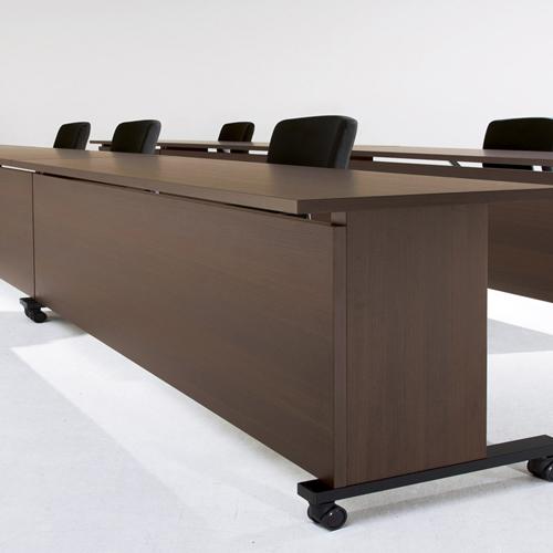 会議テーブル W1200 オフィス 打合せ 面接 YWS-6012