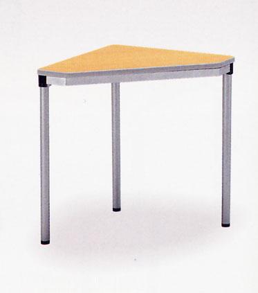 コーナーテーブル レイアウト用 電話台 FAX台 小物置き AY-6060C ルキット オフィス家具 インテリア