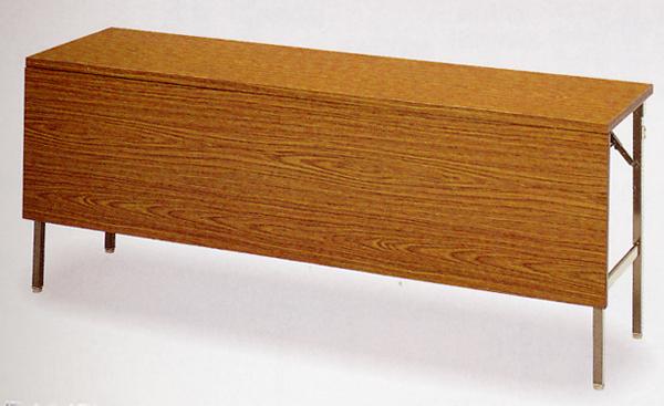 折り畳み会議テーブル 幕板付き 打合せ 打ち合わせ 用 ルキット オフィス家具 インテリア