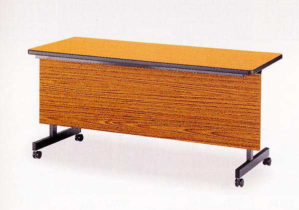 ★新品★ フォールディングテーブル 幕板付き 1200mm LHB-1245P ルキット オフィス家具 インテリア