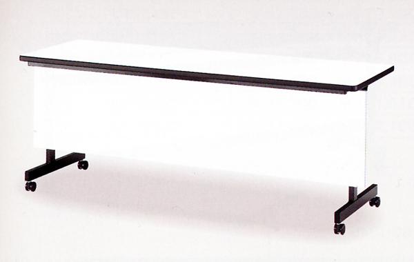 ★新品★ フォールディングテーブル 2160 2100mm ミーティング用 LHB-2160P LOOKIT オフィス家具 インテリア