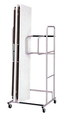 ★新品★台車 折り畳み会議テーブル 用 打合せ 打ち合わせ 収納 DS-6T ルキット オフィス家具 インテリア