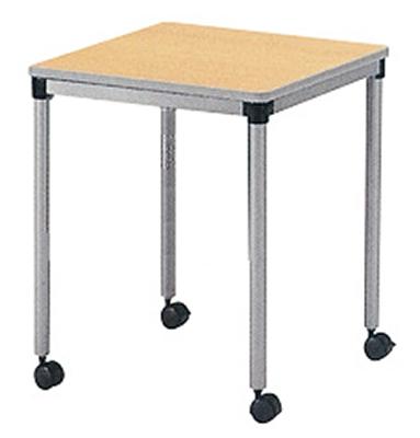 ミーティングテーブル サイドデスク ワゴン キャスター AY-6060W ルキット オフィス家具 インテリア