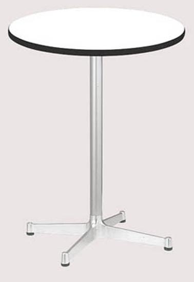 ラウンジテーブル 直径 900mm 90cm 会議用 打合せ用 机 HW-900JR